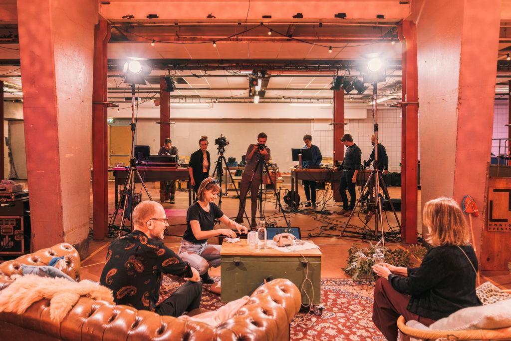 Radio Macaroni Studio
